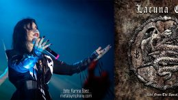Lacuna Coil: Live From The Apocalypse // Century Media Records