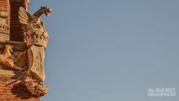 Sant Jordi, con el Dragón