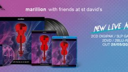 Marillion: With Friends at St. David's // earMUSIC