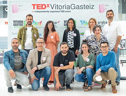 El blues aparece en TED Vitoria gracias a Will de Los Brazos