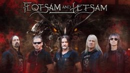 Flotsam and Jetsam: Blood in the Water // AFM Records.