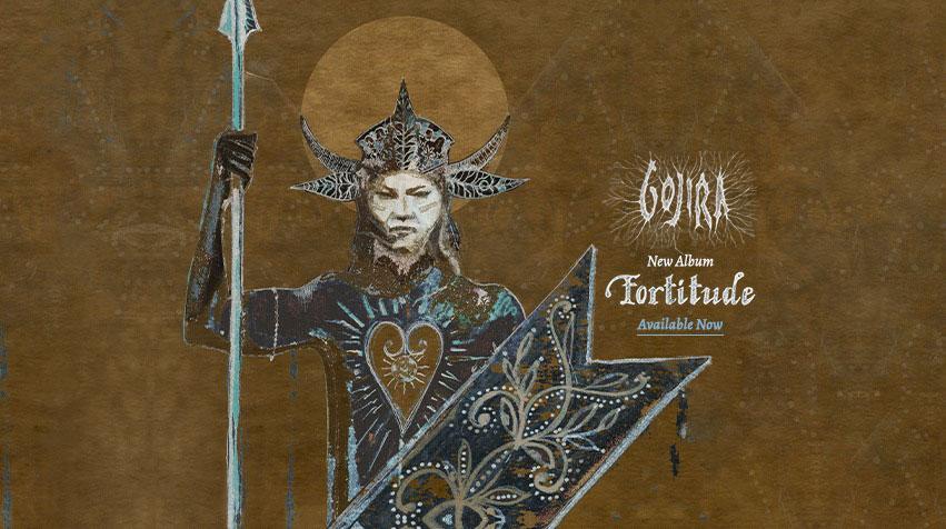 Gojira: Fortitude // Roadrunner Records