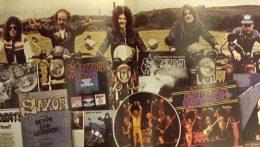 """""""Denim and Leather"""", 40 años de otra obra cumbre de Saxon"""