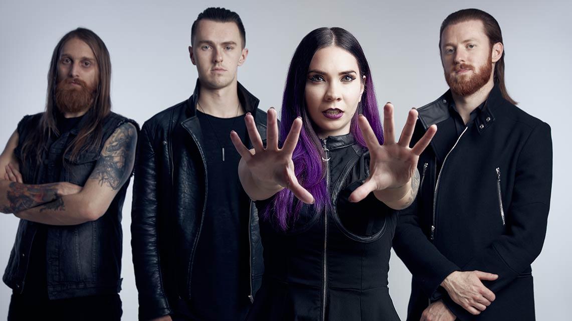 «Invicta», Skarlett Riot publica su nuevo disco