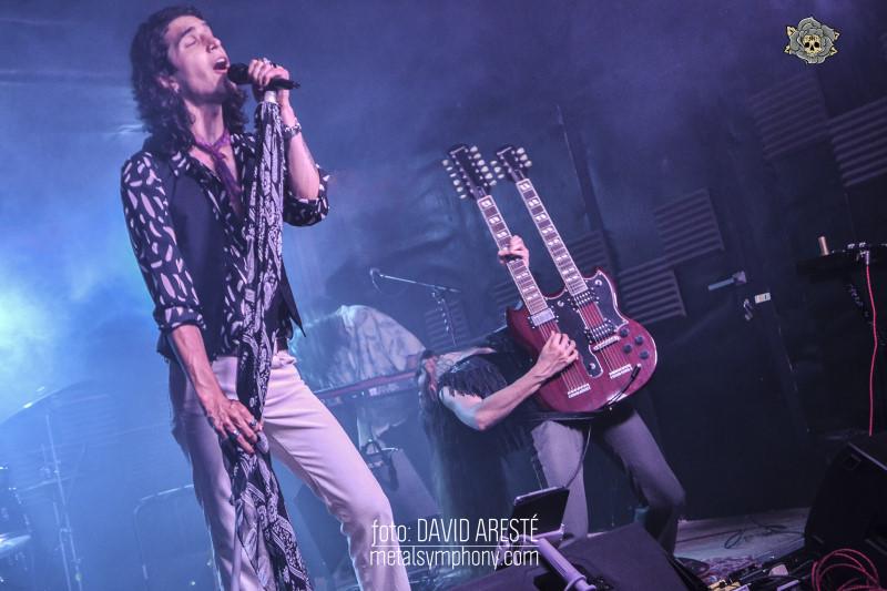 Gran recuerdo a Aerosmith gracias a Elevators en la Rockville de Madrid