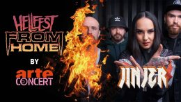 JINJER desde Hellfest From Home