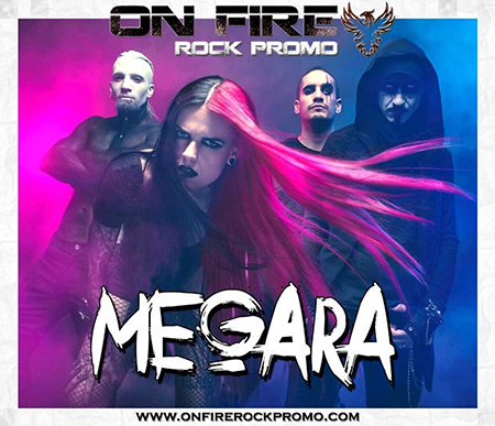 Megara, Powerwolf, Ankhara, Arwen...