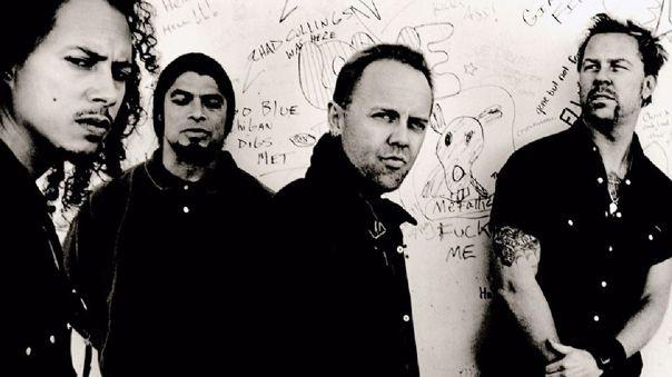 18 años para el St.Anger de Metallica