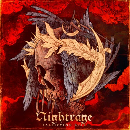 "Nightrage y ""Falsifying Life"", su nuevo tema"
