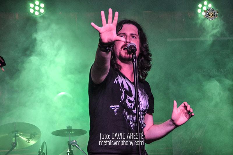 ECO dieron un gran recital en la Sala Rockville de Madrid