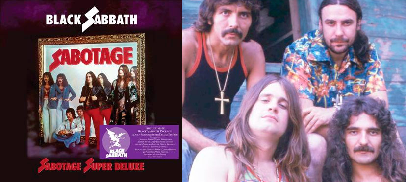 «Megalomania», segundo single de Black Sabbath