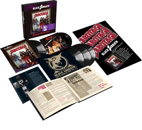 """Megalomania"", segundo single de Black Sabbath"