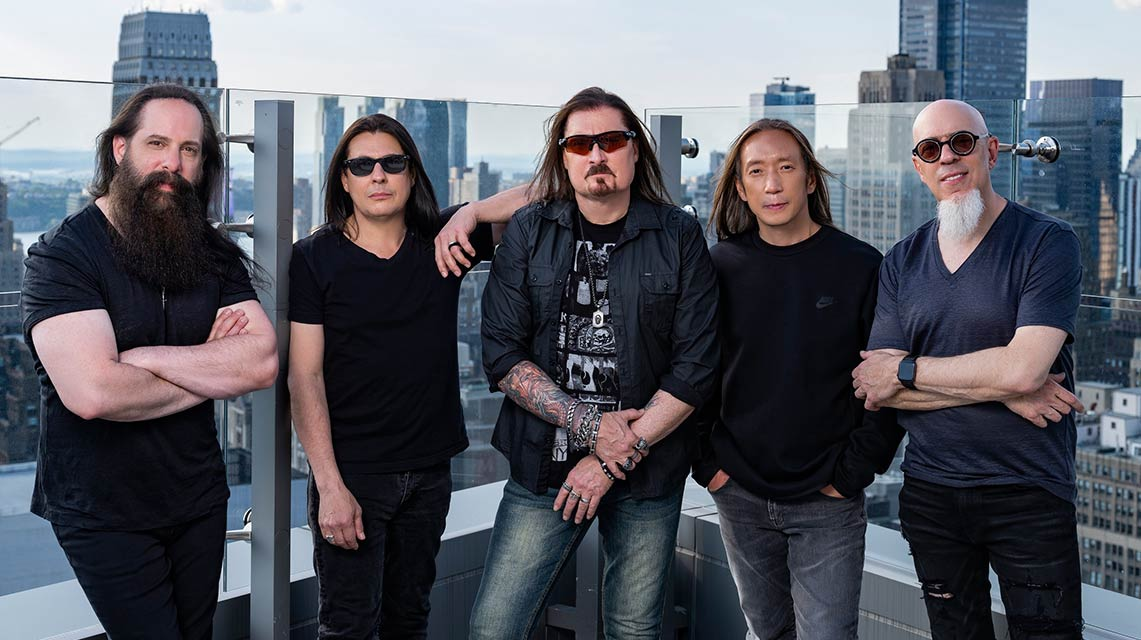 Detalles del nuevo disco de Dream Theater