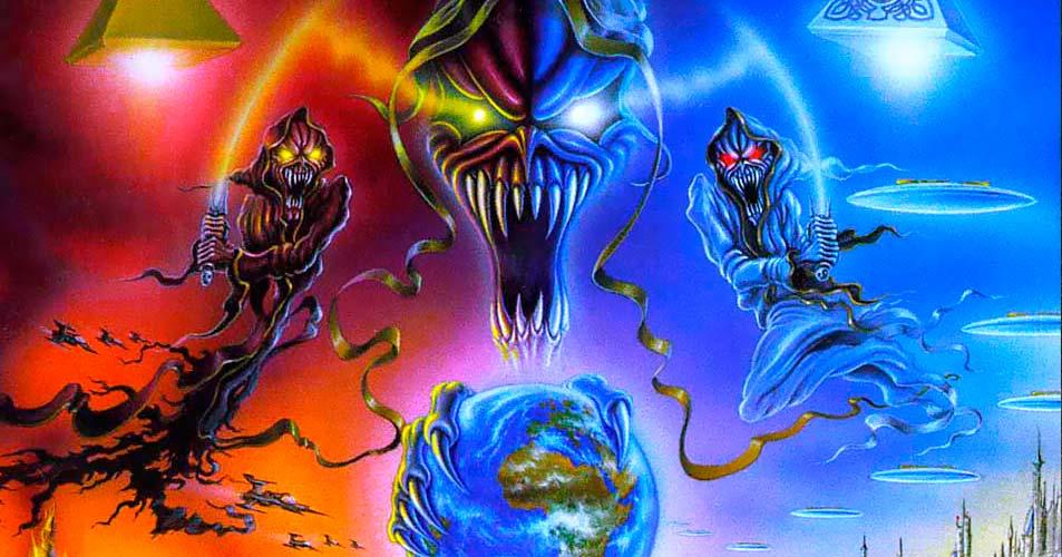 20 años que Gamma Ray rompían el orden mundial