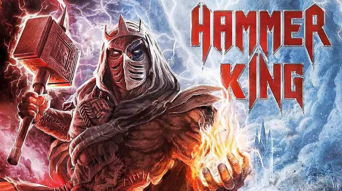 Hammer King: Hammer King // Napalm Records