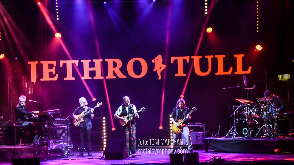 Jethro Tull fichan por Inside Out Music