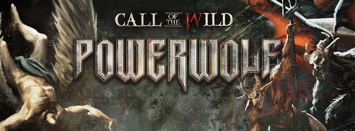 Powerwolf: Call of the Wild // Napalm Records