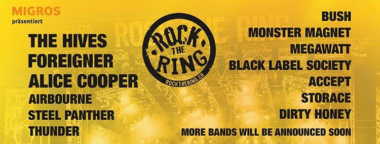 Rock Imperium, Rock The Ring, Ripollet Rock, Within Temptation, Alirio...