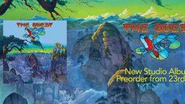 'The Quest' nuevo disco de YES en Octubre