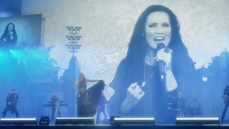 Within Temptation en directo desde otro mundo