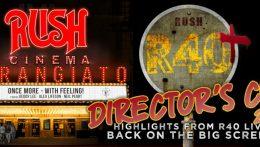 """""""Rush: Cinema Strangiato - Director's Cut"""" para Septiembre en cines"""