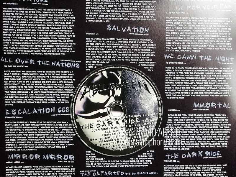 """""""Dark Ride"""", 20 años del álbum negro de Helloween"""