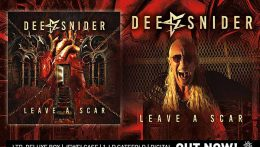 Dee Snider: Leave a Scar // Napalm Records