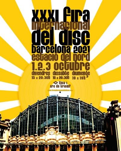Feria Internacional del disco en Barcelona, Madrid y Bilbao