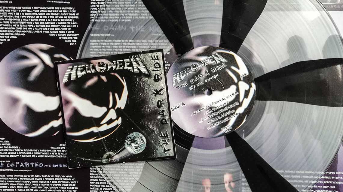 «Dark Ride», 20 años del álbum negro de Helloween