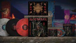 Iron Maiden: Senjutsu // Parlophone - Warner Music