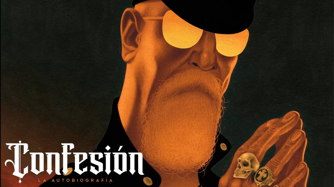 «Confesión», la autobiografía de Rob Halford ya a la venta