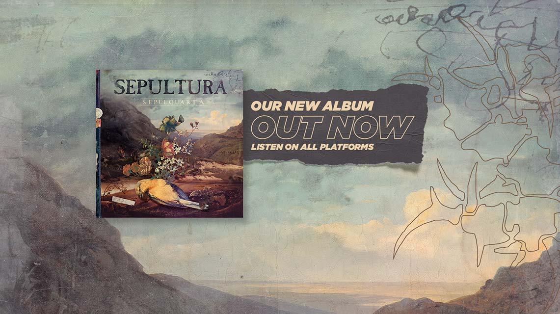 Sepultura: Sepulquarta // Nuclear Blast