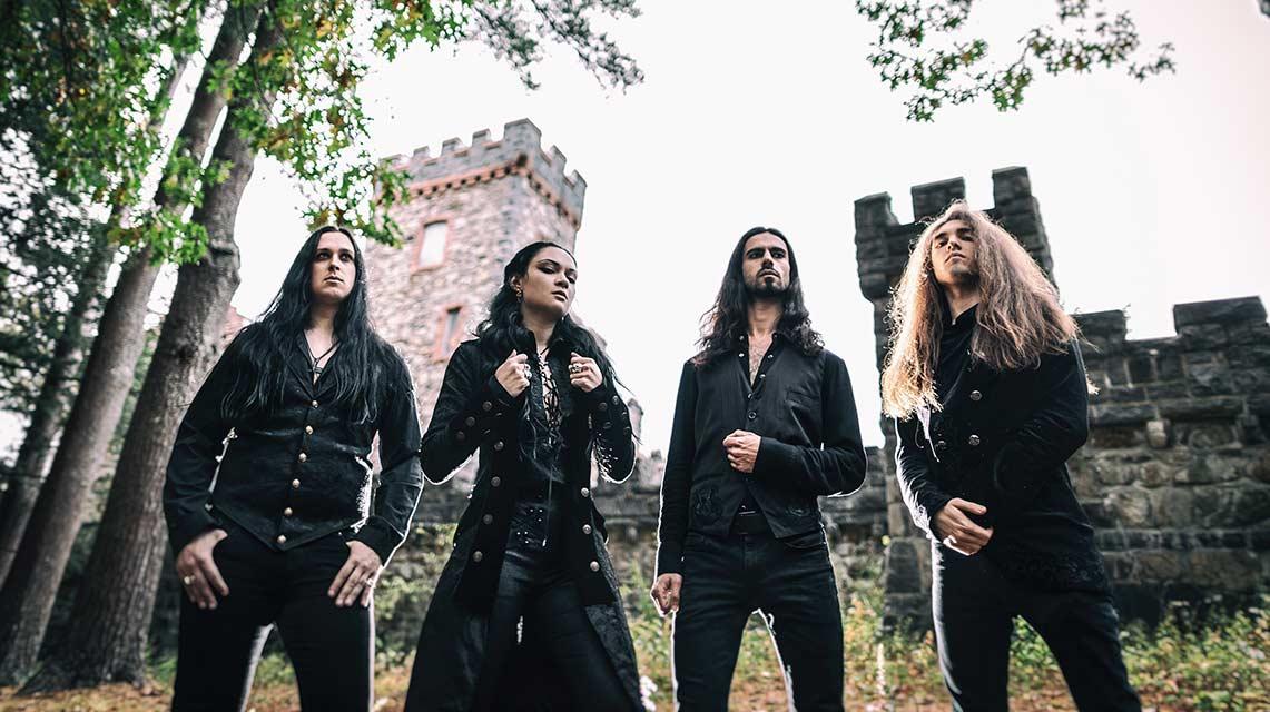 Seven Spires: Gods of Debauchery // Frontiers Music
