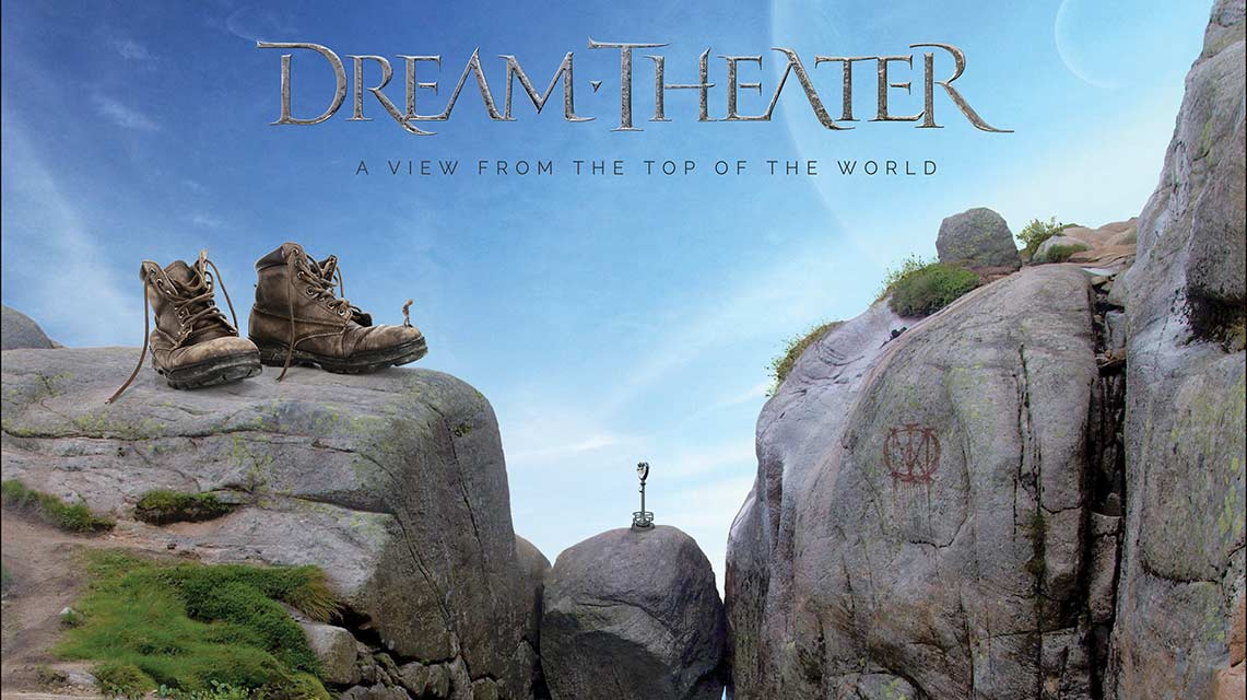 Dream Theater: A view from the top of the world // Inside Out Music