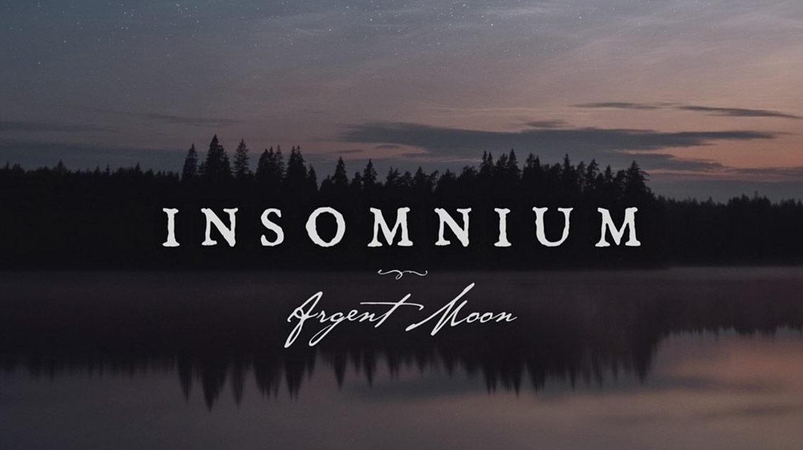 Insomnium: Argent Moon // Century Media Records